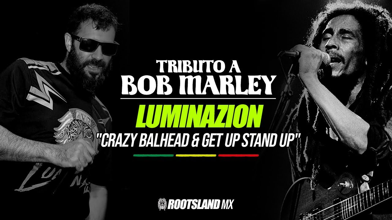 """Video: Tributo Online a Bob Marley 