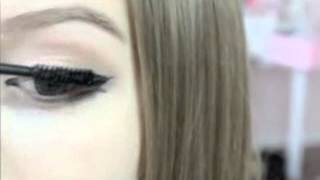 Dakota Rose Eye Make up share by cristypattimahu YouTube flv