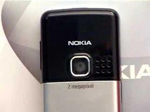 Shiny Video Review: Nokia 6300