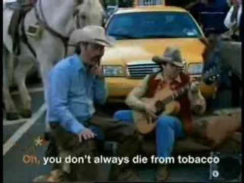 You Dont Always Die from Tobacco