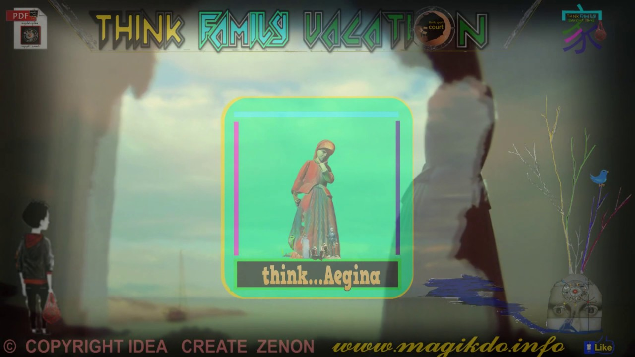 think Aegina by tFv