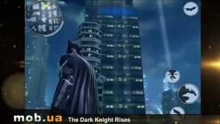 The Dark Knight Rises для Android - mob.ua