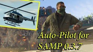 [CLEO] Auto-Pilot ( вертолёта ) для GTA:SAMP
