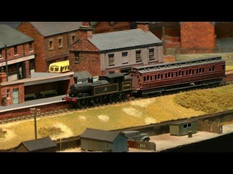 Midland,Railex,2013,Model Railway Exhibition,Steam,18th August,Derbyshire,HD