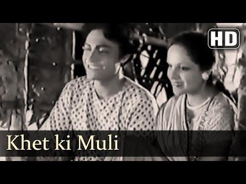 Khet Ki Muli | Achhut Kanya Songs | Ashok Kumar | Devika Rani | Filmigaane
