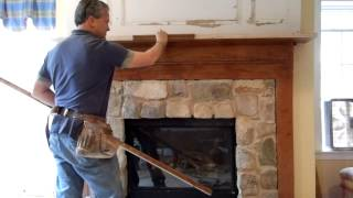 Fireplace Mantel (2 Of 5) By Tatcor.com Building & Remodeling West Chester, Pa