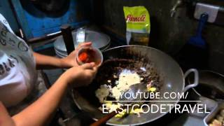 How To Cook Nasi Goreng  Indonesian Fried Rice Bali Street Food