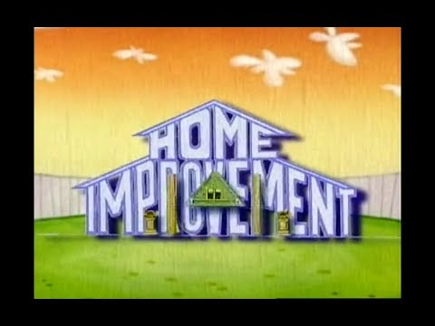 Home Improvement Season 5 Opening and Closing Credits and Theme Song
