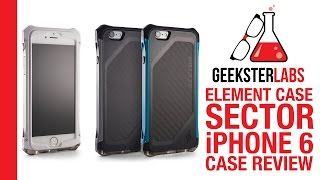 Element Case Sector for iPhone 6