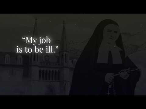 Saint of the Day — Bernadette — April 16th