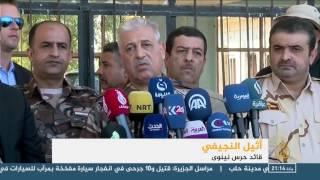 الجيش العراقي يسعى للسيطرة على قرى شمال الموصل
