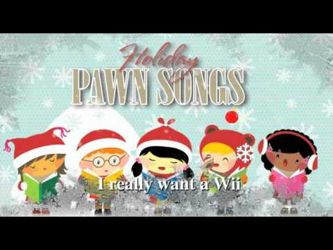 Holiday Pawn Songs - Sample Song