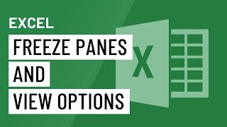 Excel: Freeze Panes and View Options