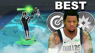 TOP 3 BEST JUMPSHOTS IN NBA 2K21 (GREEN RELEASE OVERPOWERED)