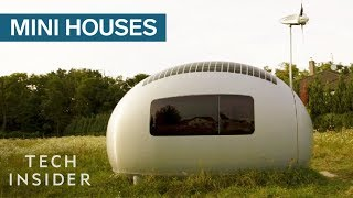 Gambar cover 13 Tiny Homes That Will Make You Want To Downsize