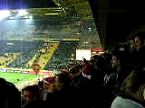 bayer04-fans in dortmund