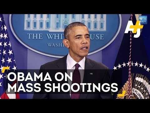 President Obama On Umpqua Community College Shooting & Gun Laws