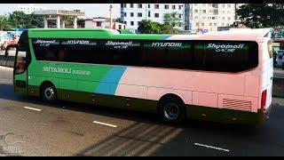 Baixar The Star Shyamoli Paribahan Hyundai Universe Bus review