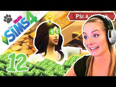 Co nejvíc peněz bez cheatů CHALLENGE ● The Sims 4 - Psi a kočky 12