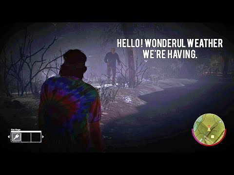 Part 4 Map Gameplay and My Thoughts   Friday the 13th the Game