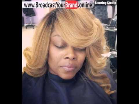 Golden blonde hair for black women youtube golden blonde hair for black women pmusecretfo Choice Image