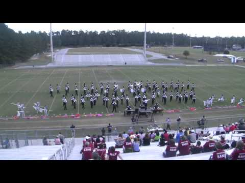 Statesboro High School Marching Band - 2013 Coastal Empire Classic