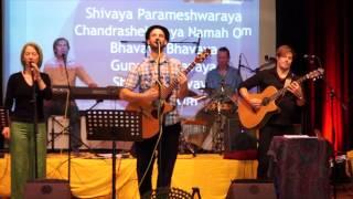 Shivaya Parameshwaraya   Matthias Roth at BhaktiBeats 2012