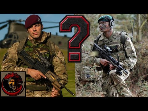 Will The British Parachute Regiment Merge with the Royal Marines?