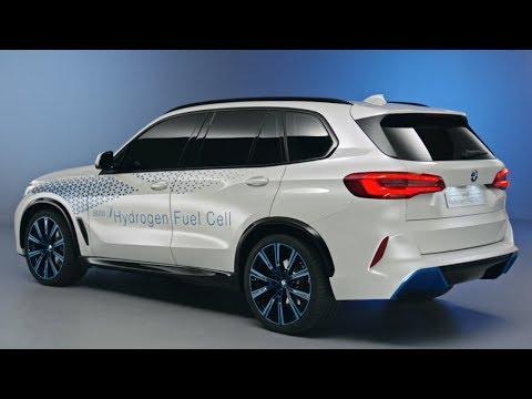 BMW i Hydrogen NEXT SUV - BMW X5 With Hydrogen Fuel Cell Unveiled