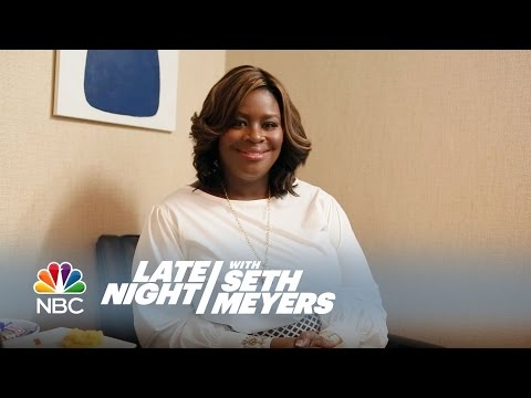 Retta's Open Letter to Michael Fassbender  Late Night with Seth Meyers