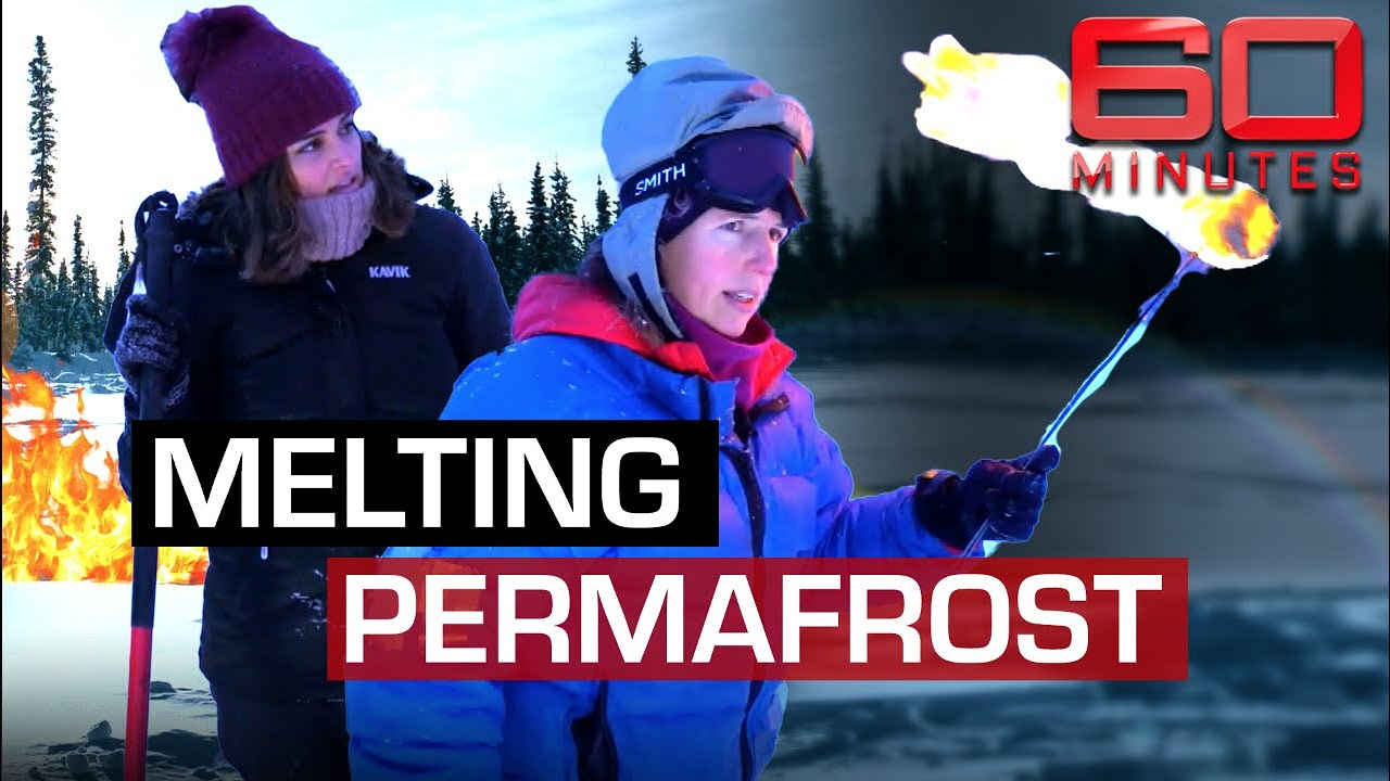 Download Climate change catastrophe: what does melting Permafrost mean for our planet? | 60 Minutes Australia