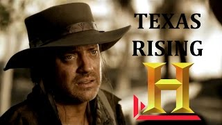 Texas Rising - ¡First look!   History Channel