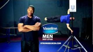 Vaseline Men Human Flag TV Commercial | Icontent | Douglas Sloan Director