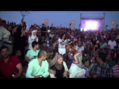 Raffle Draw Event at Cairo Festival City Mall.