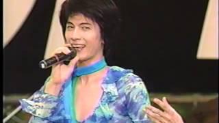 1997.08.09 石川県津幡町森林公園でのLIVE 1/2.