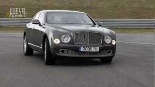 Bentley Mulsanne Test Drive Review