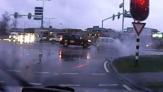 Ongeval Bergen op Zoom