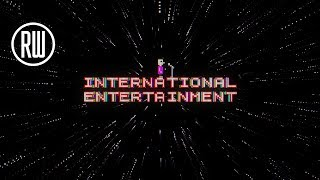 Robbie Williams | International Entertainment - Lyric Video