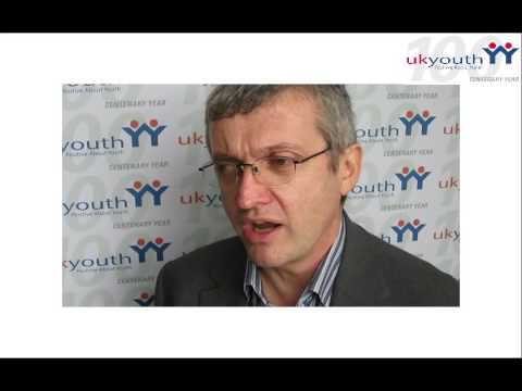 Interview with Professor Tony Chapman at the #ukyouth Vision not Division conference