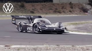 prick up your ears, turn up the volume: I.D. R Pikes Peak  Volkswagen