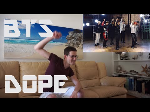 BTS - Dope (쩔어) M/V Fan Reaction [HD]