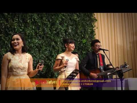James Morrison - You Give Me Something ( Cover by Red velvet entertainment )