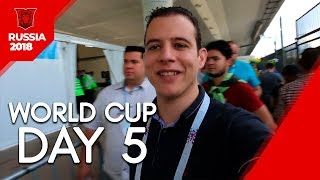 World Cup Day 5