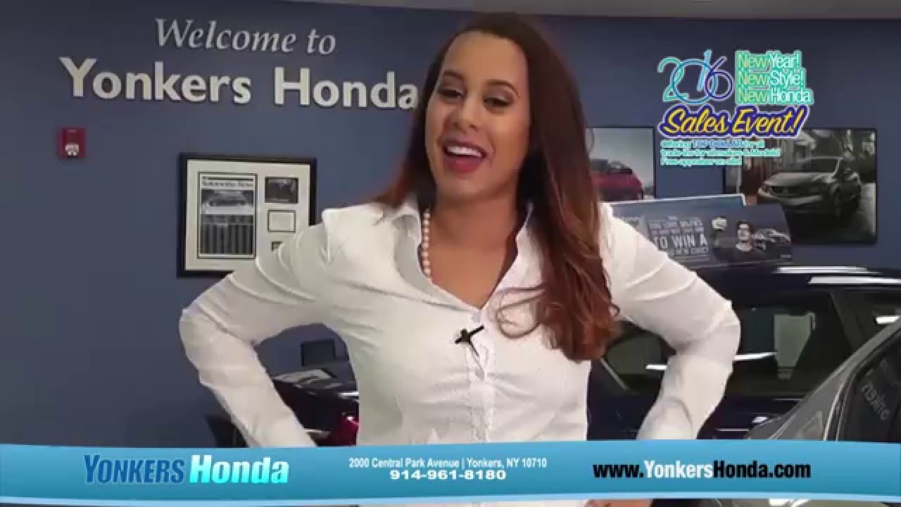 Yonkers Honda New Year! New Honda Sales Event - YouTube
