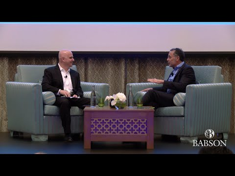 Conversation with Fadi Ghandour and Christopher Schroeder