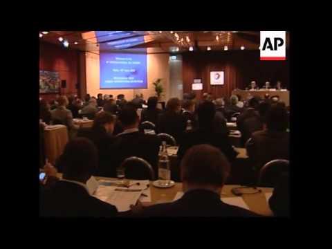 International oil executives debate future of energy supplies