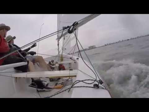 Windmill Sailing in Boca Ciega
