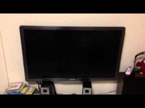 Philips TV keeps rebooting itself - YouTube