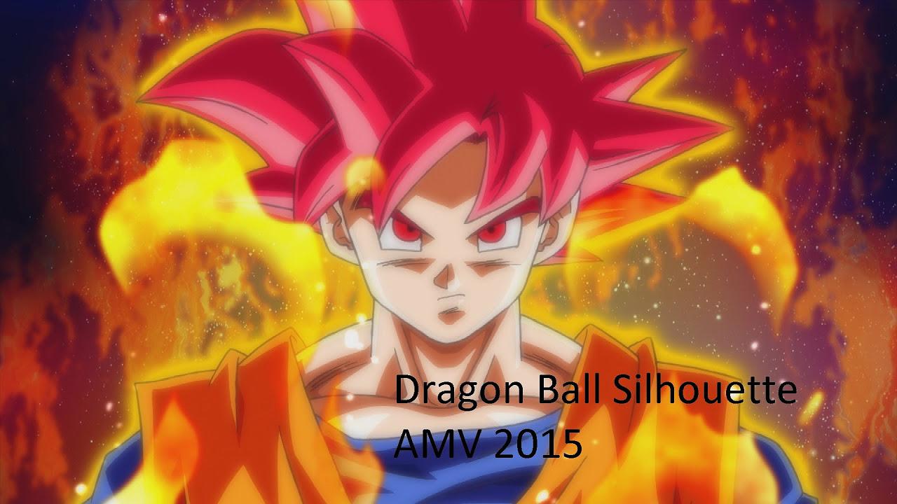 Dragon Ball Z   Naruto Shippuden Op 16 .  Silhouette Amv