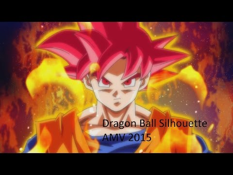 Dragon Ball Z   NARUTO SHIPPUDEN OP 16 .  SILHOUETTE [AMV]